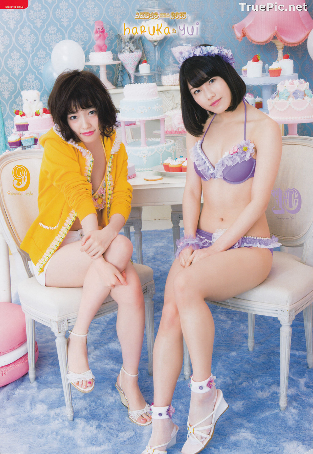Image AKB48 General Election! Swimsuit Surprise Announcement 2015 - TruePic.net - Picture-10