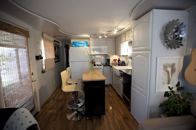 mobile home small kitchen remodel ideas photo