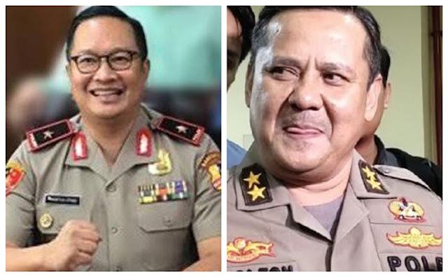 Disuap Djoko Tjandra, Tommy Sumardi dan Irjen Napoleon Tak Ditahan Karena Bersikap Kooperatif