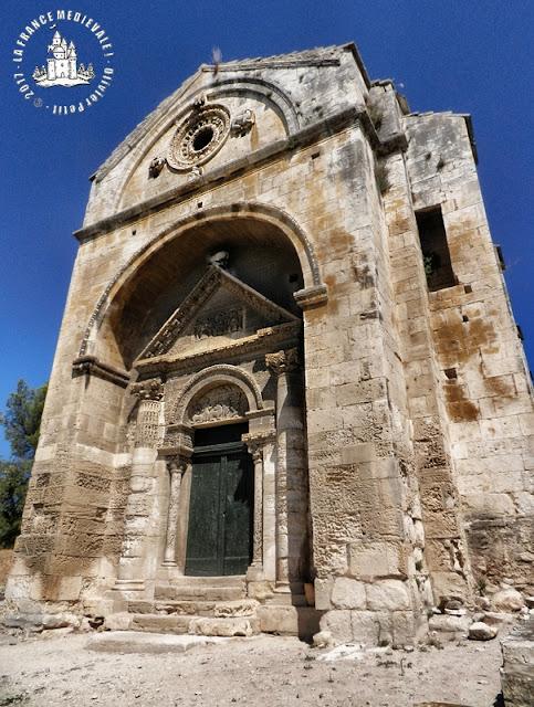 TARASCON (13) - Chapelle romane Saint-Gabriel