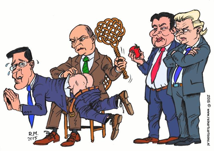 Afbeeldingsresultaat voor leugens in ukraine cartoon