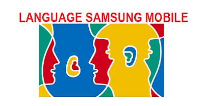 Hướng dẫn cài đặt ngôn ngữ cho điện thoại Samsung