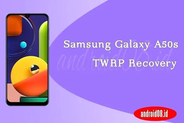 TWRP Samsung Galaxy A50s