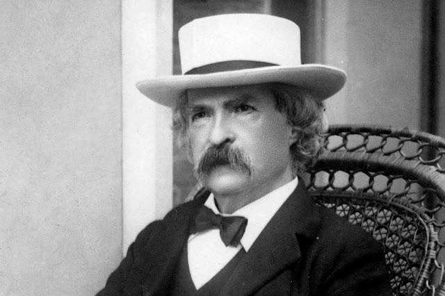 yazar Mark Twain