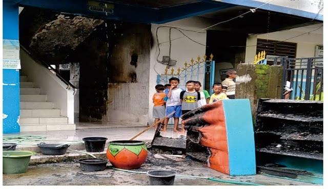 PW Muhammadiyah Desak Polisi Tangkap Pelaku Pembakaran Pesantren di Lamongan