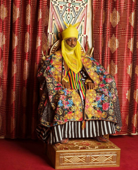 New Photos Of Sanusi Lamido Sanusi – The Emir Of Kano