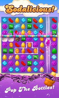 Candy Crush Soda Saga screenshot 0