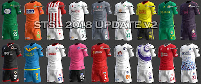PES 2013 STSL Kitpack v2 by AbdDlsz Season 2017/2018