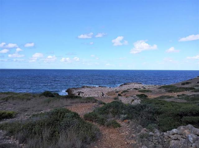 spiaggia di cala calcara
