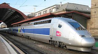 TGV Pos top speed
