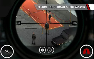 Hitman: Sniper Mod Apk v1.7.98572 (Unlimited Money) Terbaru