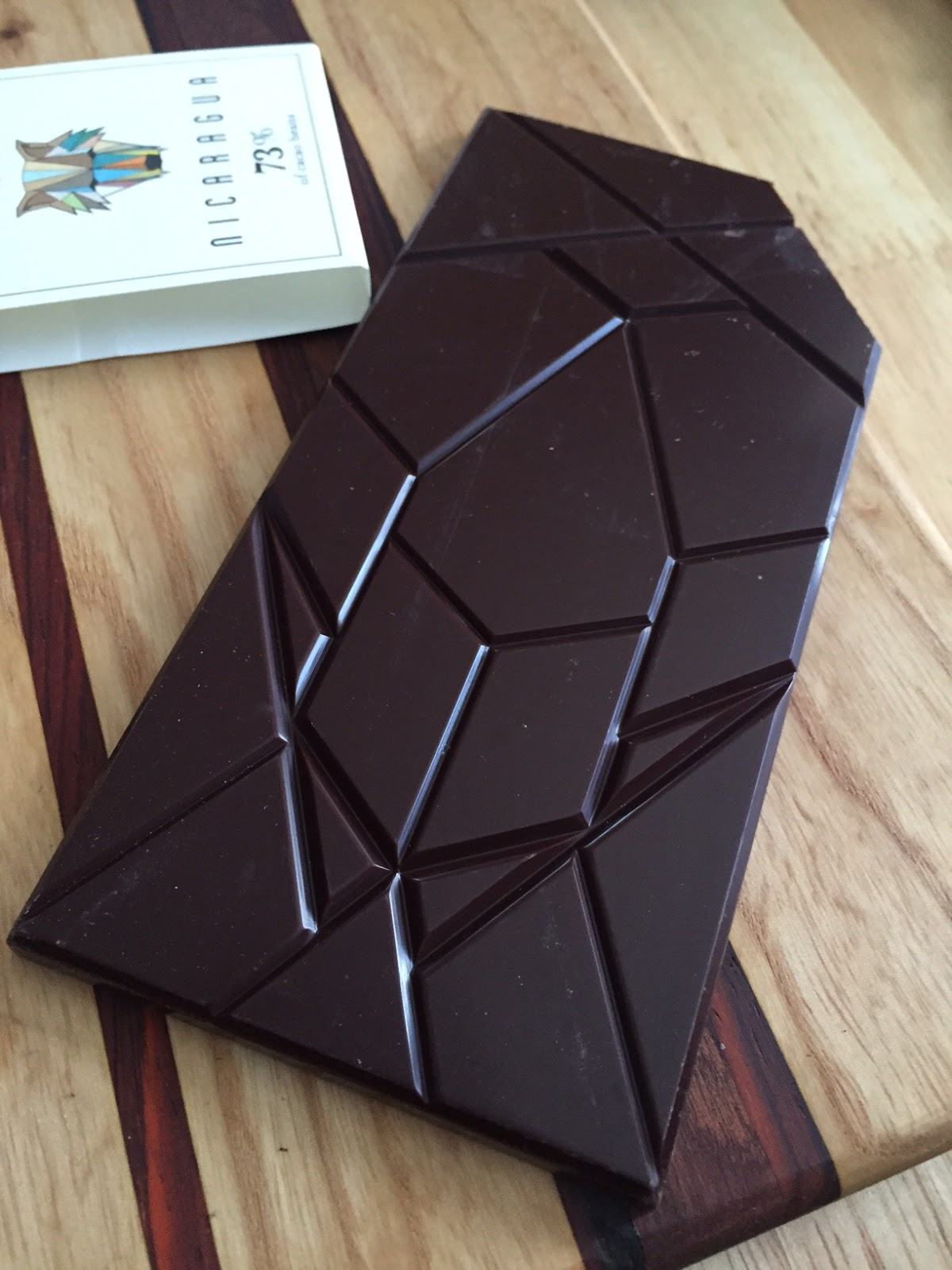 The Ultimate Chocolate Blog: The Chocolate Project: A Great