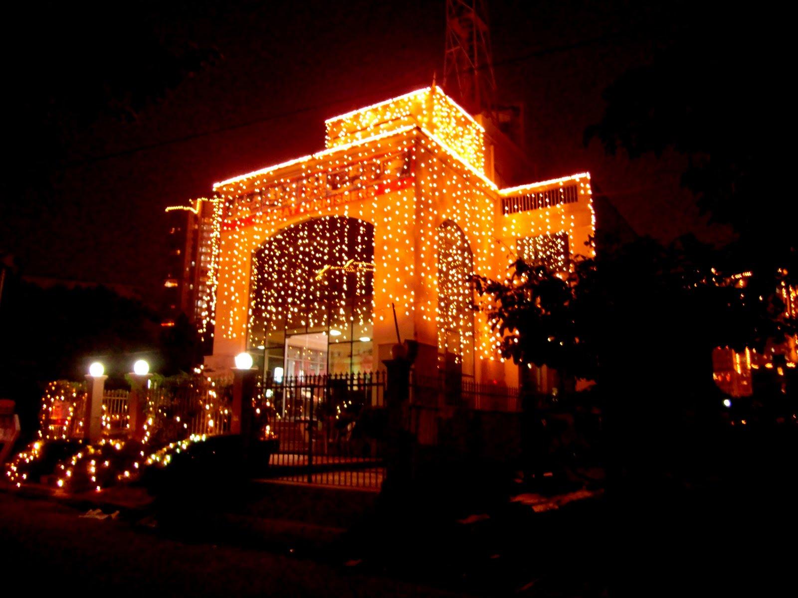 Diwali Cards: Diwali Celebration