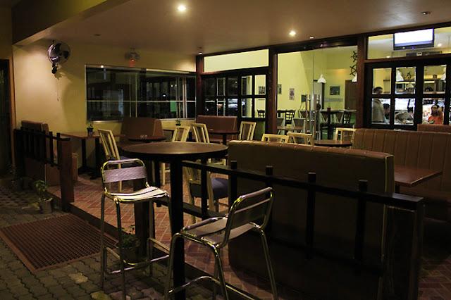 Restaurant Sala of Alexei's Diner & Cafe
