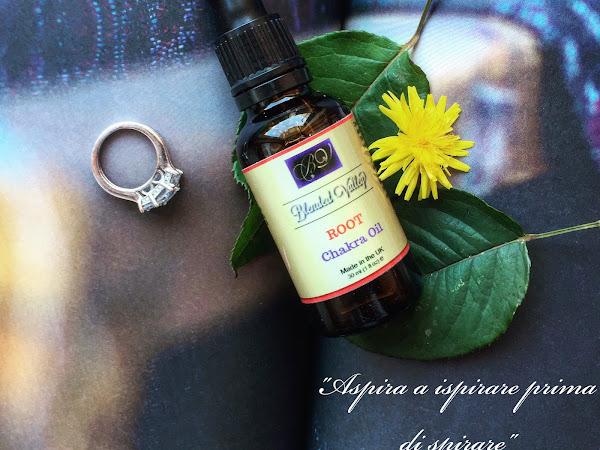 L'Aromaterapia e l' Olio Chakra RADICE . Per saperne di più