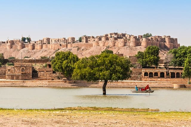 Jaisalmer Forts places to see of Jaisalmer