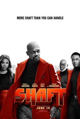 Shaft [2019] [DVD] [NTSC] [Custom] HD] [Latino]