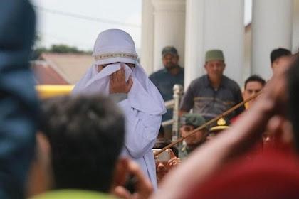 Aceh Terkenal Karena Ganja, Dihujat Karena Hukum Cambuk