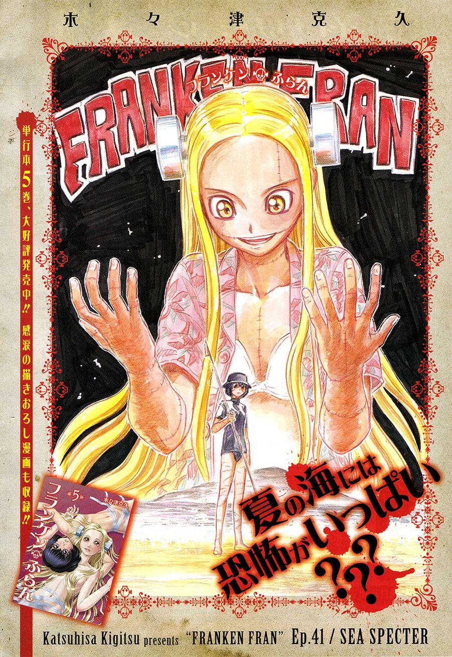 franken fran manga online portugues