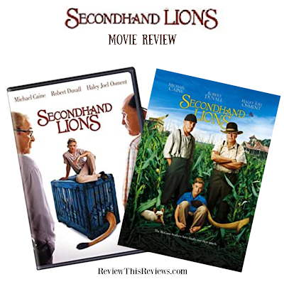 Secondhand Lions (2003) Movie Review