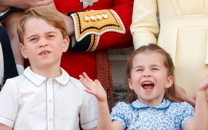 Charlotte és György ilyen nagyot nőttek: a ma szülinapos Vilmos herceggel fotózták le őket