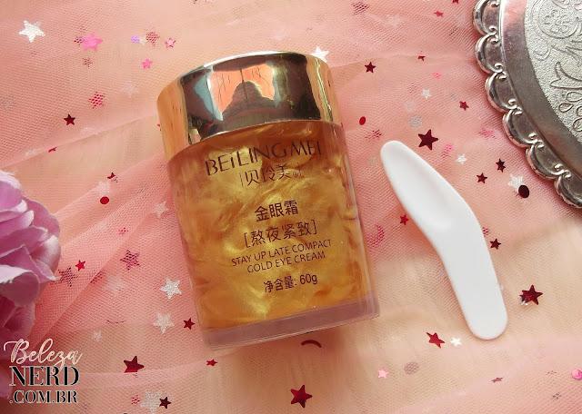 Resenha do creme beilingmei look healthy store
