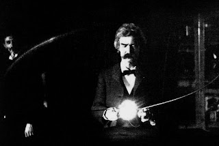 mark twain occult