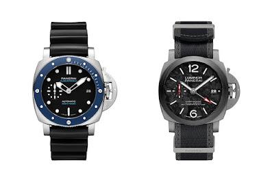 relógios Panerai Seafaring