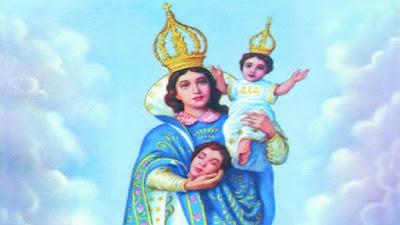 imagem de Nossa Senhora da Cabeça