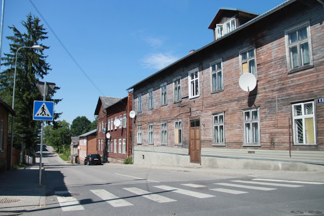 Valga Viro keskusta asuminen