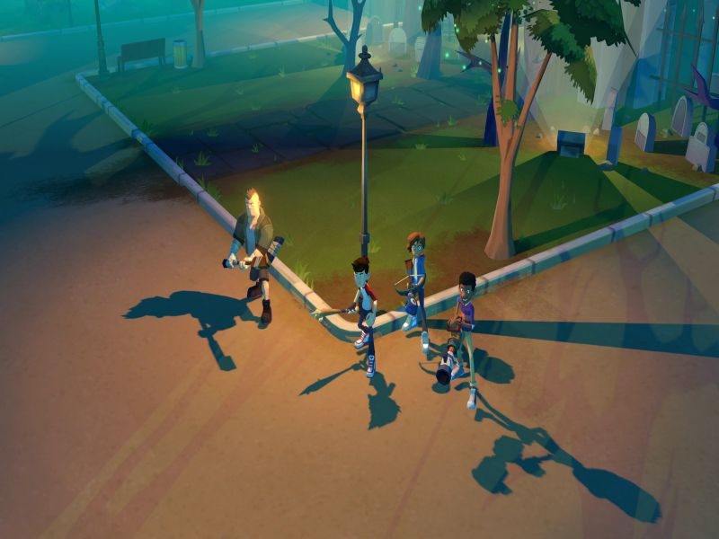 Download Last Kids on Earth and the Staff of Doom Game Setup Exe