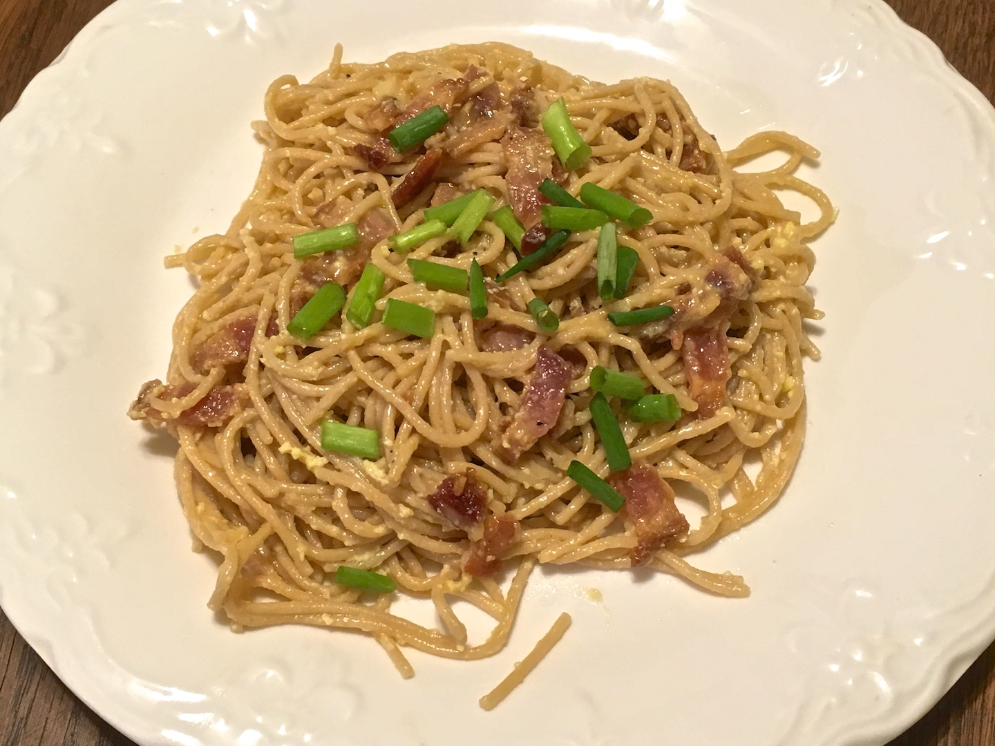 Mystery Lovers\' Kitchen: Spaghetti alla Carbonara from our guest ...