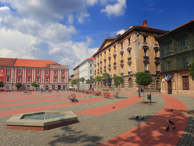 Rynek w Timisoarze