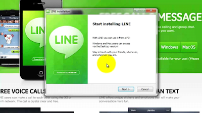 line for pc windows