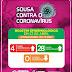 Mais 02: Sobe para 06 os casos confirmados de Covid-19 na cidade de Sousa