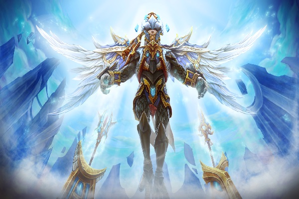 Beacon of Cerulean Light Skywrath Mage