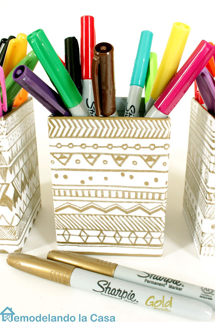 Sharpies in boxes gifts