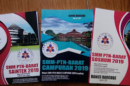 Download Soal SMMPTN BARAT 2020 PDF & Buku