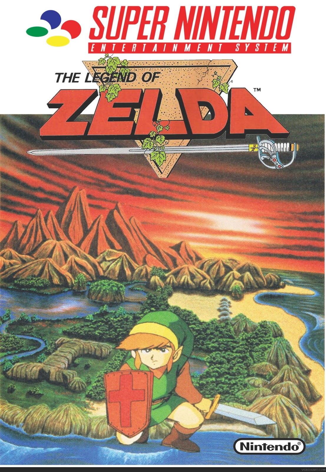 DETONADO - The Legend of Zelda: A Link to the Past | Games