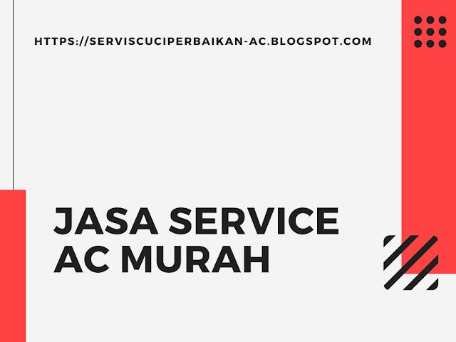 Jasa Service AC Murah di Boalemo