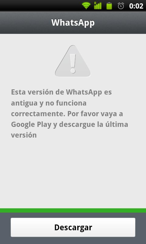 Linux Desde Villarrica Chile Whatsapp Caducado Solución Para Que