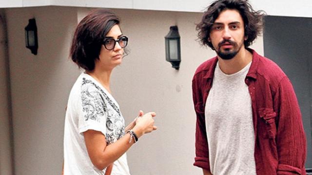 الممثلة التركية توبا بويوكستون تؤكد خبر انفصالها عن حبيبها اوموت افيرجان!!!
