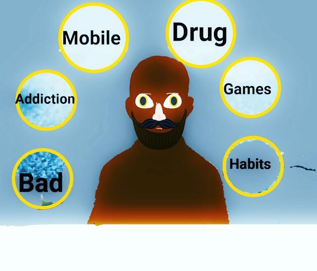 व्यसन : एक वाईट सवय | Addiction