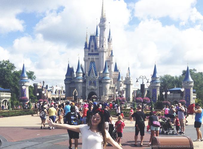 Viagem EUA Orlando Disney