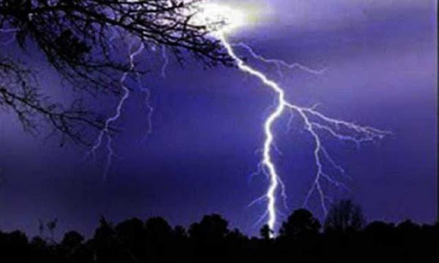 बिहार में बारिश और वज्रपात को लेकर 48 घंटे का अलर्ट, कई जिलों के लिए चेतावनी जारी, घर से बाहर ना निकलने की अपील