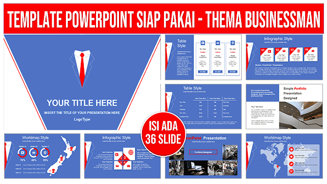 Template PPT Gratis