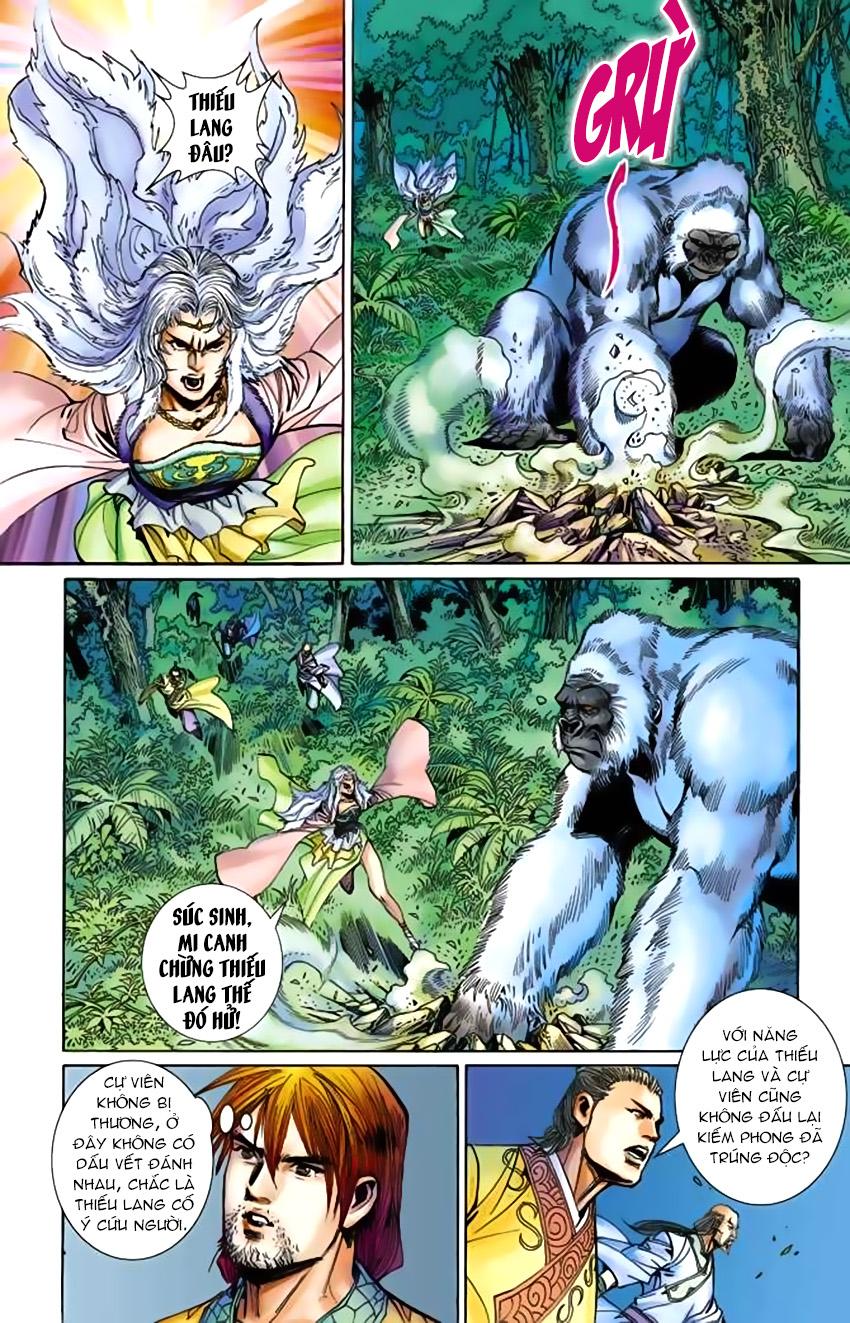 Bạch Phát Quỷ chap 6 - Trang 2