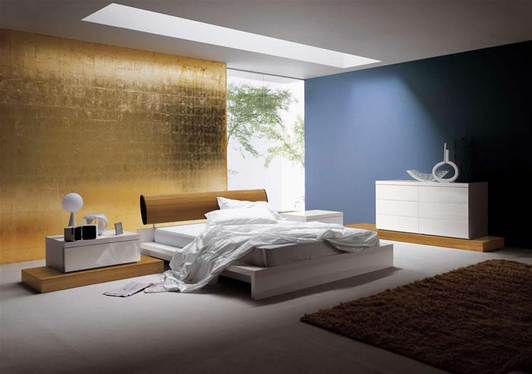 Colores para dormitorios dormitorios con estilo for Colores modernos para habitaciones