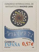 CONGRESO INTERNACIONAL DE MATEMÁTICOS, MADRID