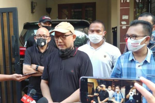 Novel Baswedan Kritik Hukum di Era Jokowi: Bisa Diatur Cukong